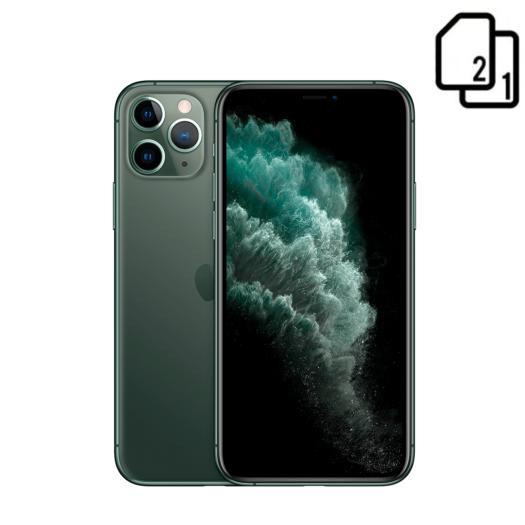 Apple iPhone 11 Pro 256GB Dual Sim Midnight Green (MWDH2) MWDH2-HK