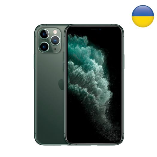 Apple iPhone 11 Pro 256Gb Midnight Green UA MWCQ2-UA