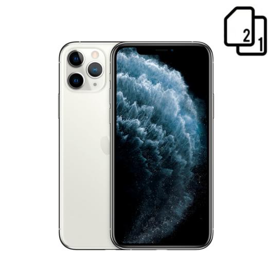 Apple iPhone 11 Pro 64GB Dual Sim Silver (MWDA2) MWDA2-HK