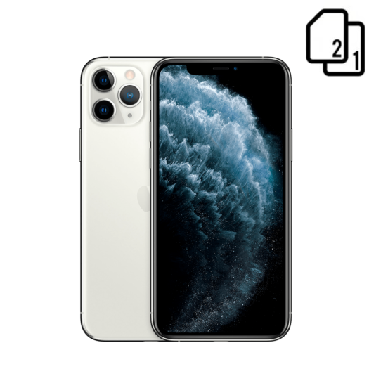 Apple iPhone 11 Pro 64GB Dual Sim Silver HK 000014972