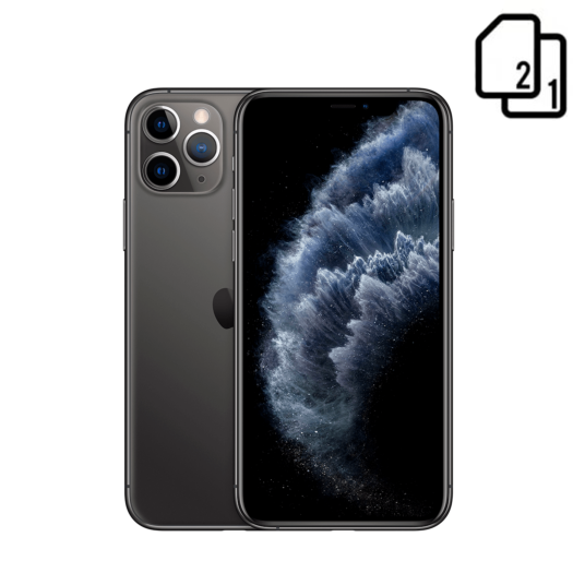 Apple iPhone 11 Pro 512GB Dual Sim Space Gray HK MWDJ2-HK