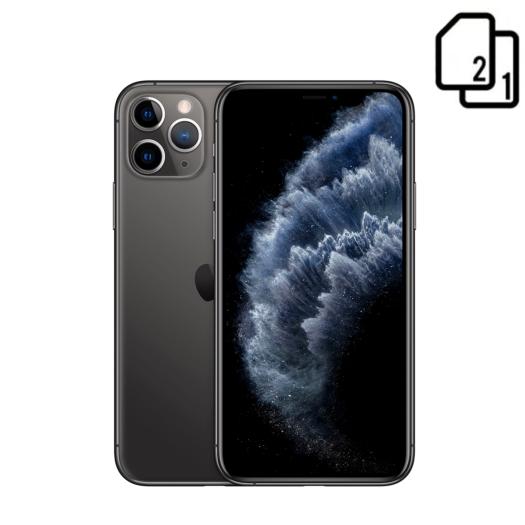 Apple iPhone 11 Pro 64GB Dual Sim Space Gray (MWD92) MWD92-HK