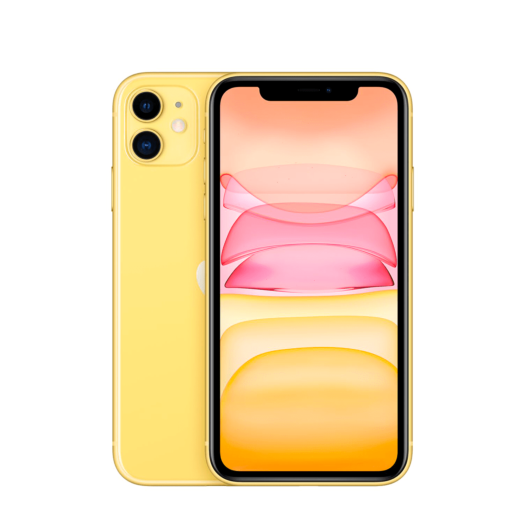 Apple iPhone 11 128Gb Yellow US MWLH2-US