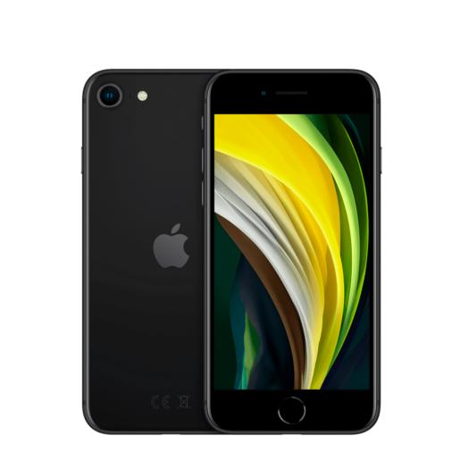 Apple iPhone SE 2020 64GB Black (MX9R2) MX9R2