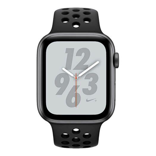 Apple Watch Nike+ Series 4 GPS 44mm Space Gray Aluminum Case with Anthracite/Black Nike Sport Band (MU6L2) MU6L2