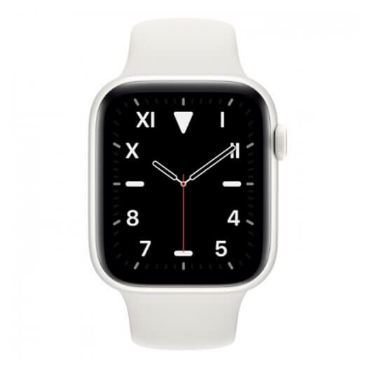 Apple Watch Edition Series 5 GPS + LTE 40mm White Ceramic Case with White Sport Band (MWQF2) MWQF2