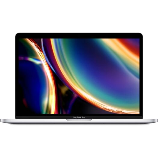 Apple MacBook Pro 13 Retina 256Gb Silver with Touch Bar (MXK62) 2020 MXK62