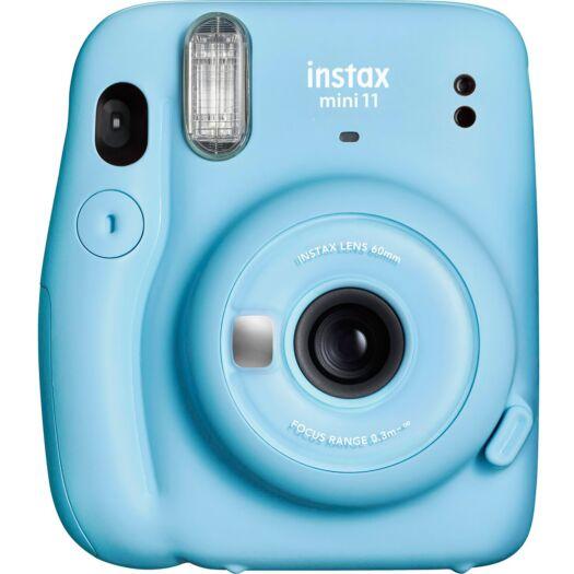 Фотоаппарат FUJI INSTAX Mini 11 Sky-Blue 000018196