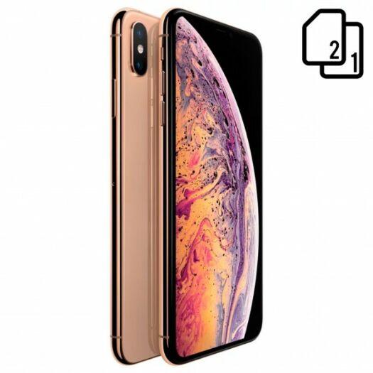 Apple iPhone XS Max Dual Sim 256GB Gold (MT762) MT762