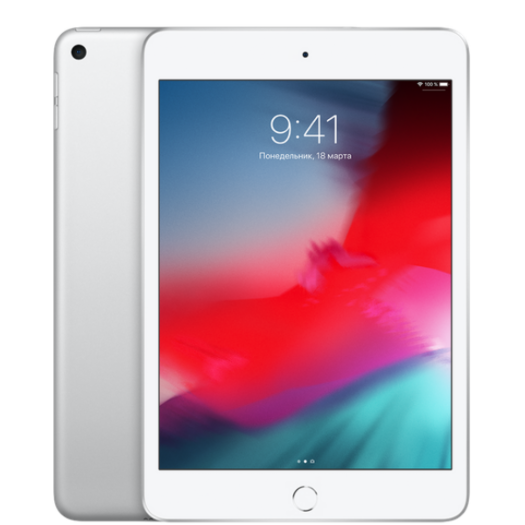 Apple IPad Mini 5 Wi-Fi 64gb Silver 2019  (MUQX2) MUQX2