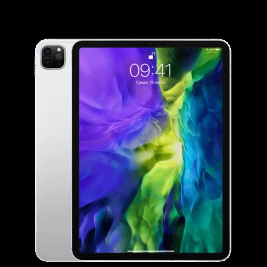 iPad Pro 11 2020 Wi-Fi 256GB Silver 000015173