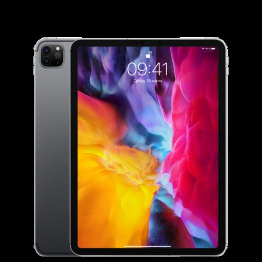 iPad Pro 11 2020 Wi-Fi + LTE 128GB Space Gray 000015397