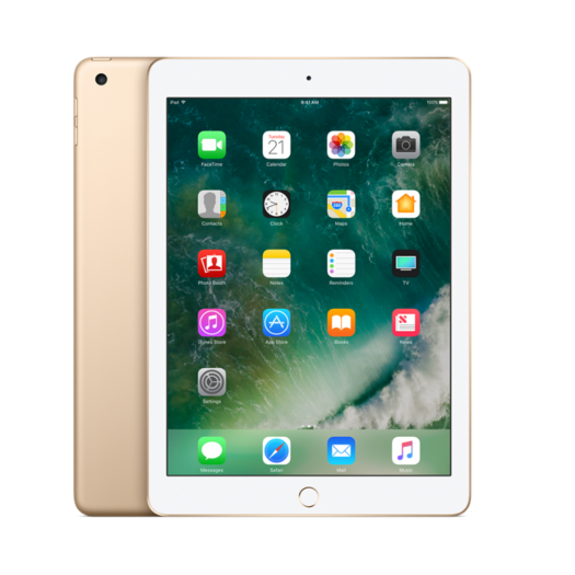Apple IPad 128Gb Wi-Fi Gold (2018) Apple IPad 2018_gold
