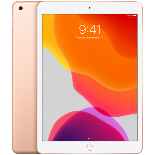 Apple iPad 10.2 Wi-Fi 128GB Gold 2019 (MW792) MW792