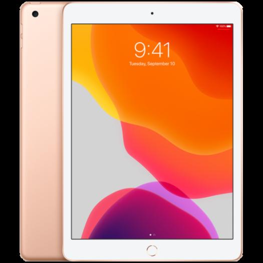 Apple iPad 10.2 Wi-Fi + LTE 128GB Gold 2019 (MW722-MW6G2) MW722-MW6G2