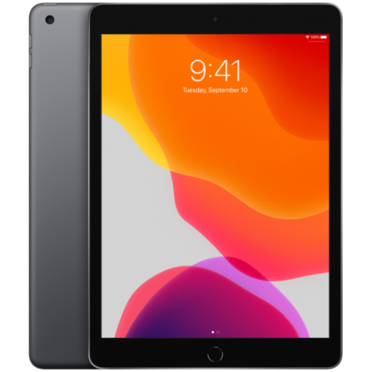 Apple iPad 10.2 Wi-Fi 128GB Space Gray 2019 (MW772) MW772