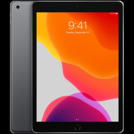 Apple iPad 10.2 Wi-Fi + LTE 128GB Space Gray 2019 (MW702-MW6E2) MW702-MW6E2