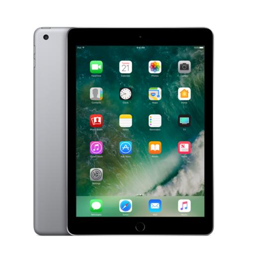 Apple IPad 128Gb Wi-Fi Space Gray (2018) Apple IPad 2018_space_gray