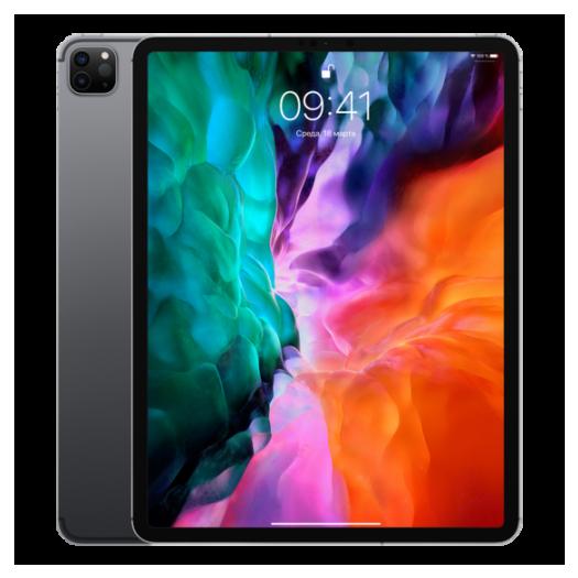 iPad Pro 12.9 2020 Wi-Fi + LTE 256GB Space Gray MXFX2