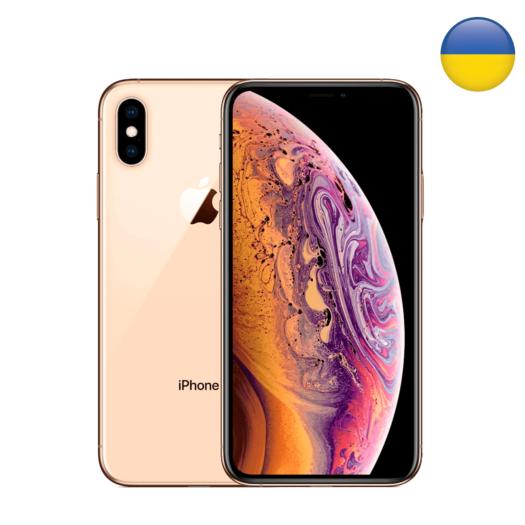 Apple iPhone Xs Max 512Gb Gold UA (MT582) MT582-UA