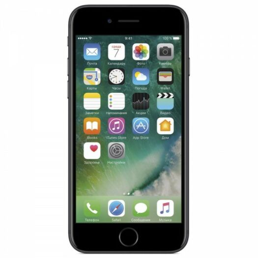 Apple IPhone 7 128Gb Black  Apple IPhone 7