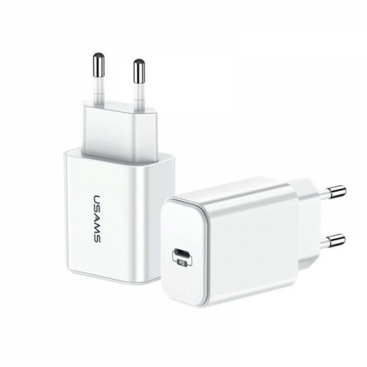 Usams T14 PD Fast Travel USB Charger US-CC069