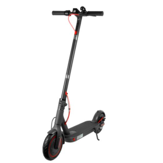 Электросамокат Xiaomi Mi Electric Scooter Pro Black DDHBC02NEB/FBC4015GL